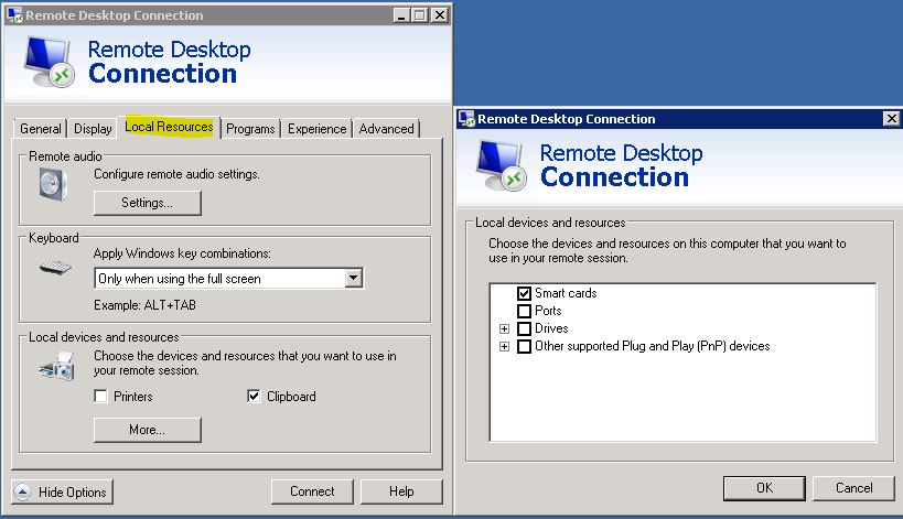 Remote Desktop Connection 2