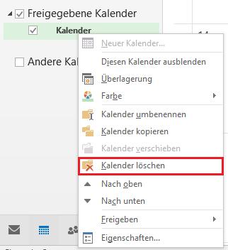 Outlook Berechtigungen 9
