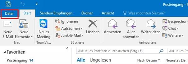 E-Mail signieren 1