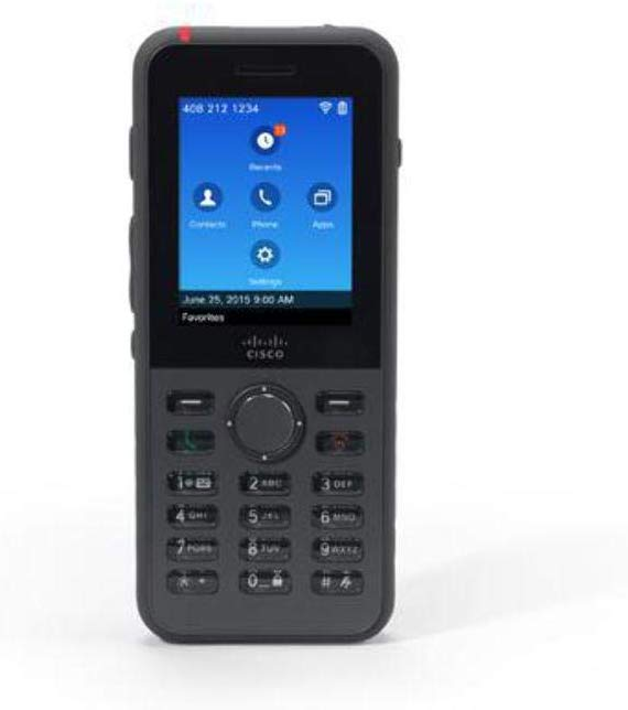 Cisco Wireless IP Phone 8821