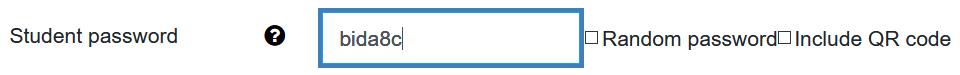 Screenshot password, manual data input