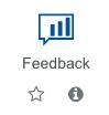 Icon zur Aktivität Feedback
