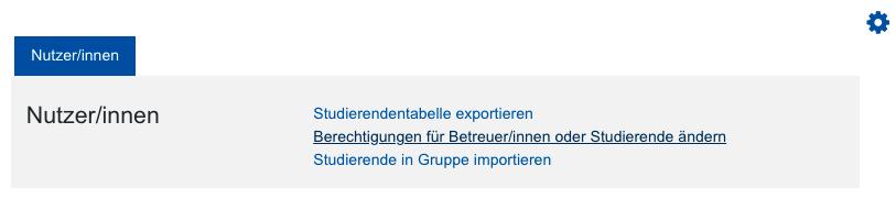 "Screenshot Link ""Berechtigungen ändern"""