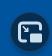 Button für Bild-im-Bild