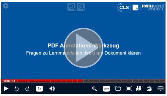 Screenshot Presentation video