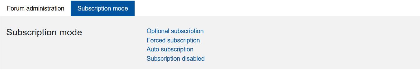 Screenshot selection subscription mode