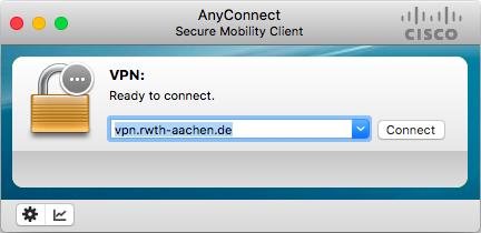 enter your WLAN/VPN password